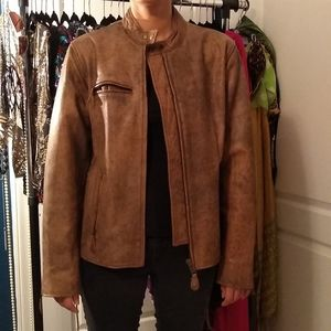Vintage, Wilson's Leather.